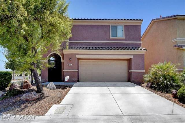 7105 Mercurio Avenue, Las Vegas, NV 89131 (MLS #2218726) :: Performance Realty