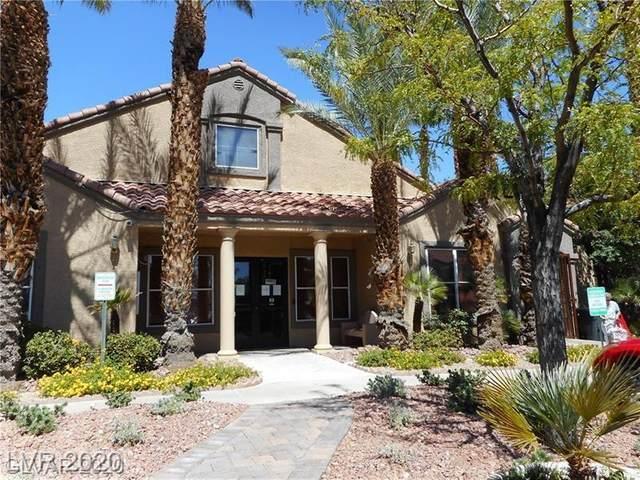 2300 E Silverado Ranch Boulevard #1039, Las Vegas, NV 89183 (MLS #2218737) :: The Lindstrom Group