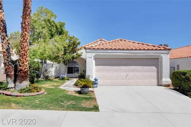 7940 Cherry Valley Circle, Las Vegas, NV 89145 (MLS #2218738) :: Billy OKeefe | Berkshire Hathaway HomeServices