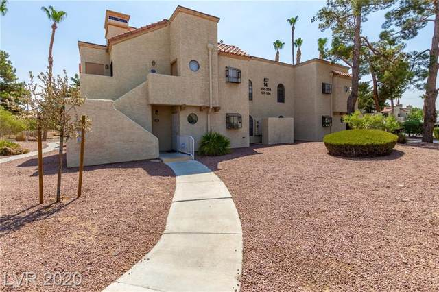 2961 Juniper Hills Boulevard #102, Las Vegas, NV 89142 (MLS #2218743) :: The Perna Group
