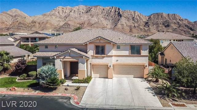 694 Glen Canyon Court, Las Vegas, NV 89110 (MLS #2218746) :: Performance Realty