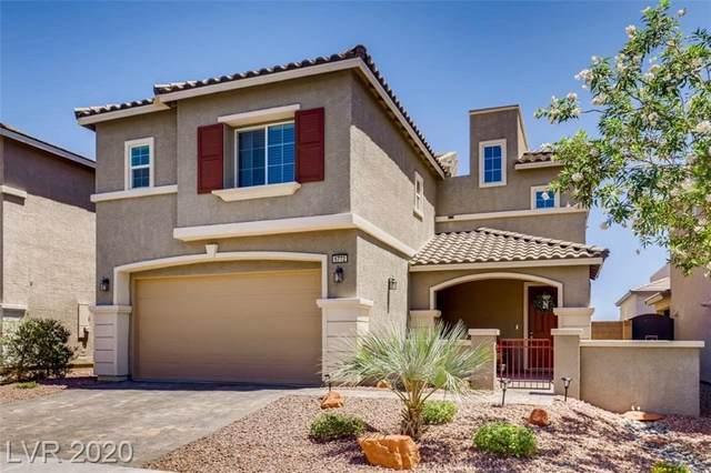 6772 Bristle Falls Street, Las Vegas, NV 89149 (MLS #2218765) :: Billy OKeefe | Berkshire Hathaway HomeServices