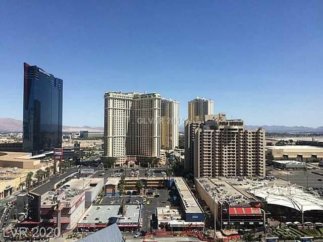 3722 Las Vegas Boulevard #1403, Las Vegas, NV 89158 (MLS #2218783) :: The Lindstrom Group