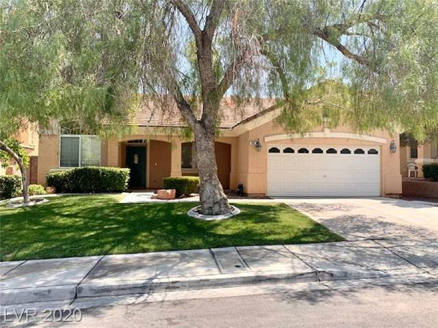 502 Copper View Street, Henderson, NV 89052 (MLS #2218799) :: Performance Realty