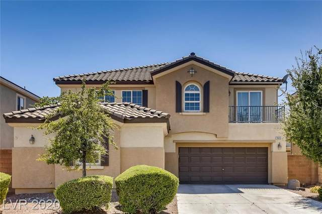 7045 Pink Flamingos Place, North Las Vegas, NV 89084 (MLS #2218821) :: Hebert Group | Realty One Group