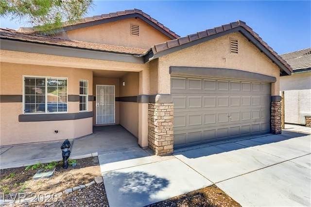 7309 Mountain Thicket Street, Las Vegas, NV 89131 (MLS #2218849) :: Hebert Group   Realty One Group