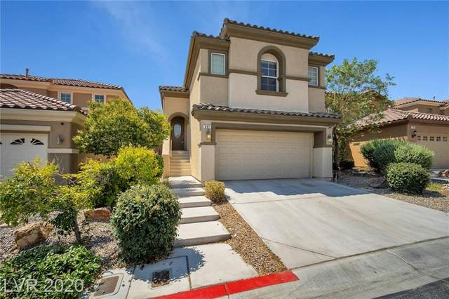697 Newquay Court, Las Vegas, NV 89178 (MLS #2218866) :: Hebert Group | Realty One Group