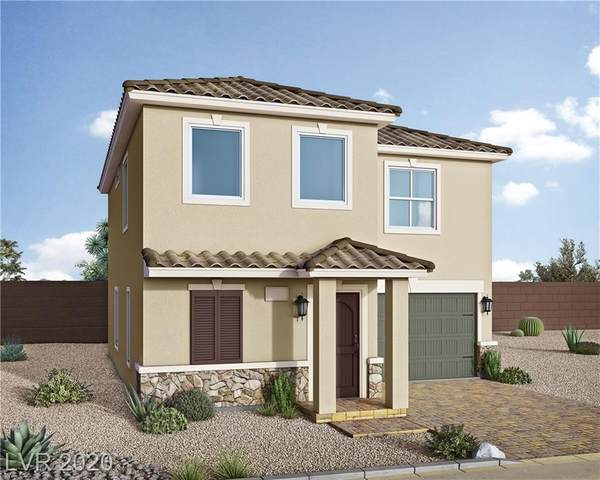 5456 Enchanted Rose Street Lot 7, Las Vegas, NV 89148 (MLS #2218867) :: Hebert Group | Realty One Group