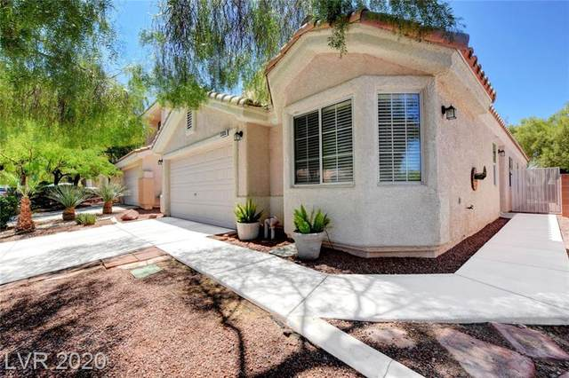 2335 Silver Crew Pass, Henderson, NV 89052 (MLS #2218888) :: Realty One Group