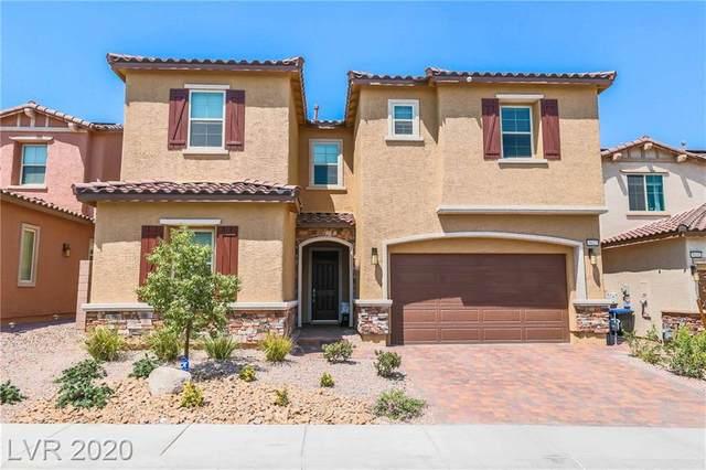 9612 Aqua Harbor Way, Las Vegas, NV 89178 (MLS #2218906) :: Helen Riley Group | Simply Vegas