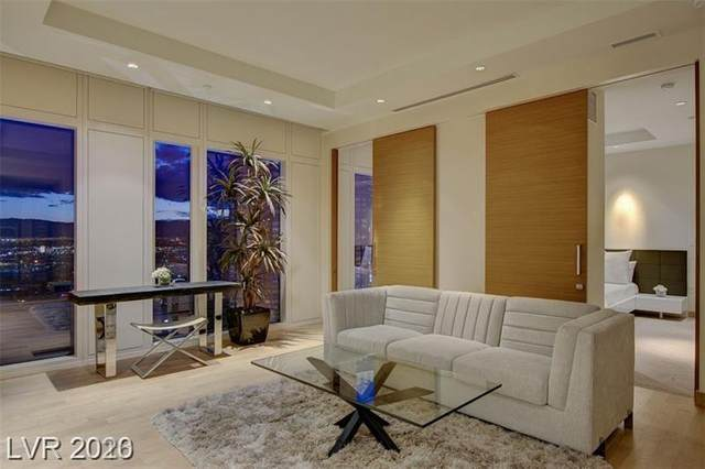 3750 S Las Vegas Bl Boulevard #3811, Las Vegas, NV 89158 (MLS #2218927) :: The Lindstrom Group