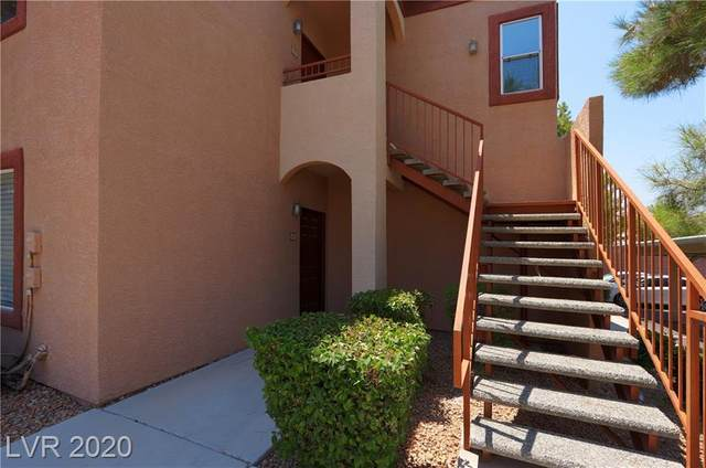 9580 Reno Avenue #237, Las Vegas, NV 89148 (MLS #2218955) :: The Lindstrom Group