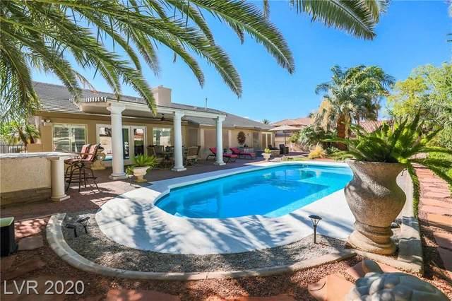 9128 Harvest Homes Street, Las Vegas, NV 89123 (MLS #2218963) :: Jeffrey Sabel