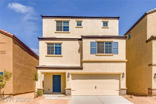 4307 Harristown Drive, Las Vegas, NV 89115 (MLS #2219007) :: Hebert Group | Realty One Group