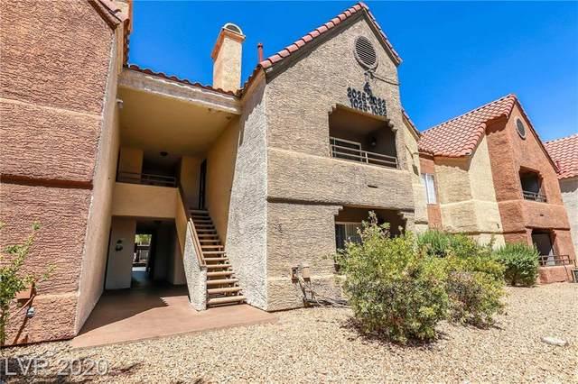 2200 Fort Apache Road #2026, Las Vegas, NV 89117 (MLS #2219022) :: Jeffrey Sabel