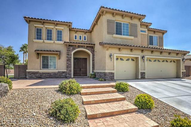 6351 Abacus Farms Court, Las Vegas, NV 89131 (MLS #2219023) :: Hebert Group | Realty One Group