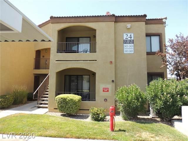 950 Seven Hills Drive #2412, Henderson, NV 89052 (MLS #2219036) :: Helen Riley Group | Simply Vegas