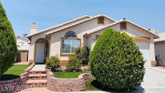 7028 Overhill Avenue, Las Vegas, NV 89129 (MLS #2219038) :: Hebert Group   Realty One Group