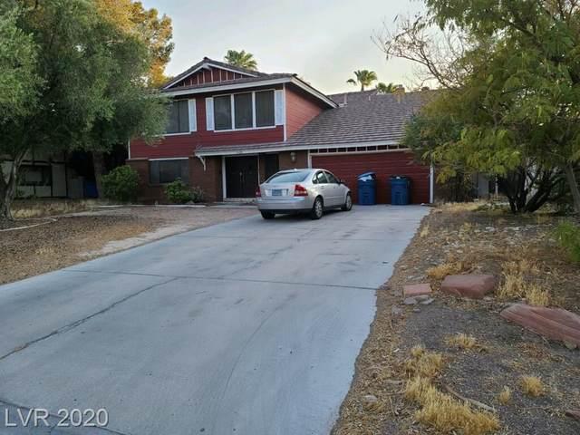 3128 E University Avenue, Las Vegas, NV 89121 (MLS #2219054) :: The Perna Group
