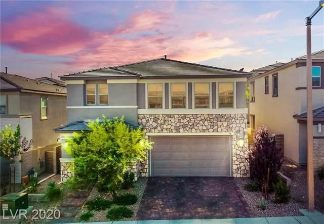 869 Cherry Glen Place, Las Vegas, NV 89138 (MLS #2219084) :: Helen Riley Group | Simply Vegas