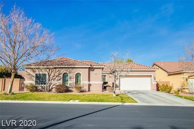 9872 Masterpiece Drive, Las Vegas, NV 89148 (MLS #2219088) :: The Lindstrom Group