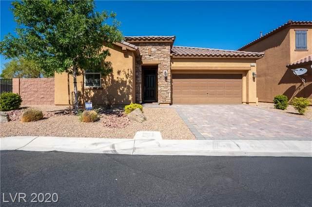 595 Gilmorehill Court, Las Vegas, NV 89148 (MLS #2219107) :: The Lindstrom Group