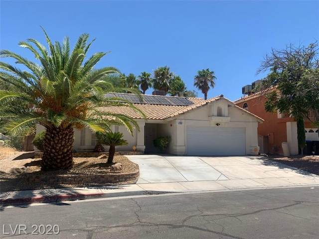 276 Plaza Carmelina Court, Henderson, NV 89074 (MLS #2219111) :: Hebert Group | Realty One Group