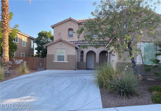 2609 Mountain Rail Drive, North Las Vegas, NV 89084 (MLS #2219114) :: Hebert Group | Realty One Group