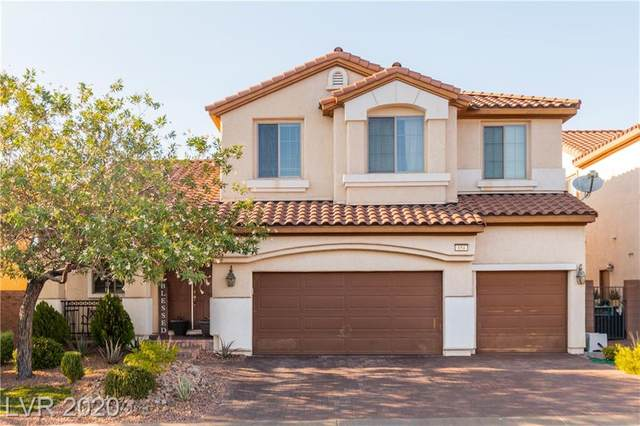 654 Ember Rock Avenue, Henderson, NV 89015 (MLS #2219120) :: Realty One Group