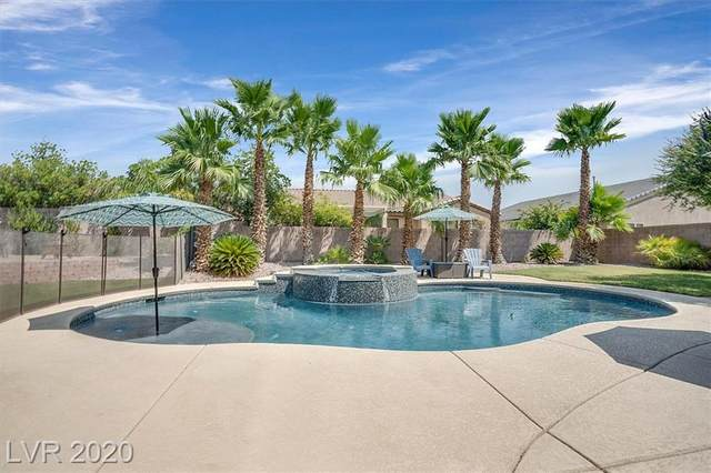 9328 White Waterfall Avenue, Las Vegas, NV 89149 (MLS #2219122) :: Billy OKeefe | Berkshire Hathaway HomeServices