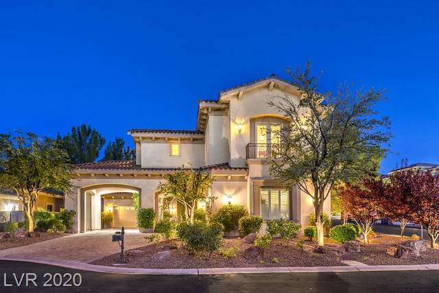 2599 San Giorgio Circle, Henderson, NV 89052 (MLS #2219132) :: Hebert Group | Realty One Group