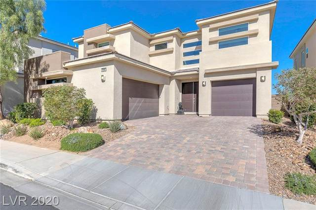 8568 Foundry Branch Lane, Las Vegas, NV 89113 (MLS #2219137) :: The Lindstrom Group