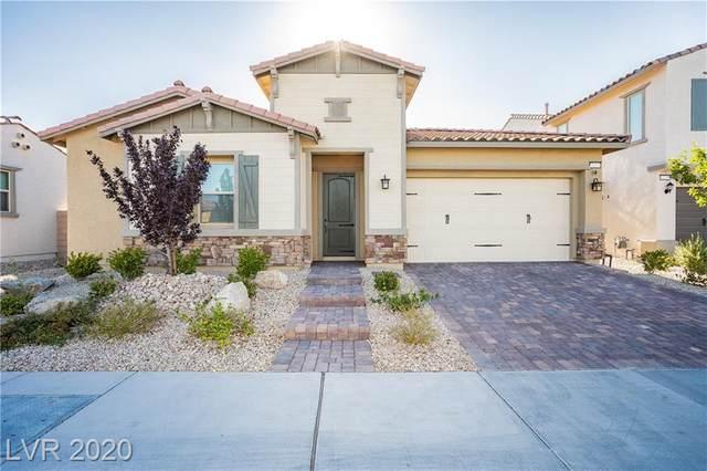 8133 Pinetop Crest Street, Las Vegas, NV 89166 (MLS #2219157) :: Jeffrey Sabel