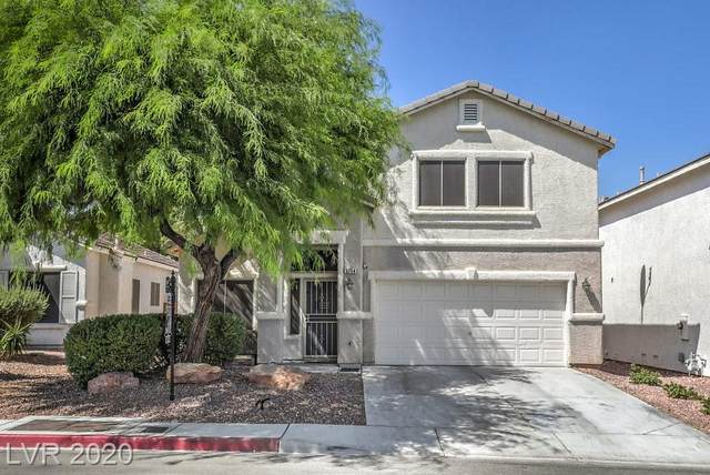 3714 Lilly Star Court, North Las Vegas, NV 89031 (MLS #2219176) :: Billy OKeefe | Berkshire Hathaway HomeServices