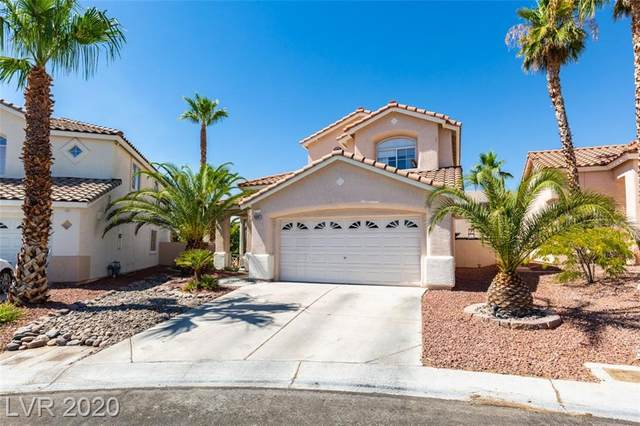 9801 Lenox Crest Place, Las Vegas, NV 89134 (MLS #2219206) :: Billy OKeefe | Berkshire Hathaway HomeServices