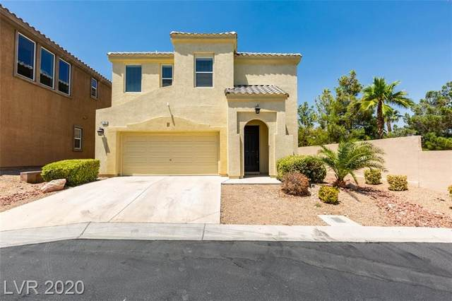 96 Daisy Springs Court, Las Vegas, NV 89148 (MLS #2219208) :: The Lindstrom Group