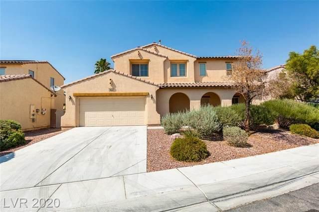 1612 Firefly Ranch Lane, North Las Vegas, NV 89081 (MLS #2219224) :: Billy OKeefe | Berkshire Hathaway HomeServices
