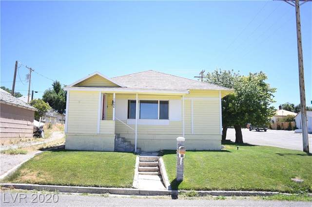 1000 Avenue G, Ely, NV 89301 (MLS #2219225) :: Performance Realty