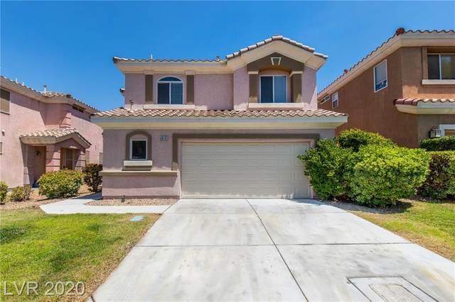 6818 Baby Jade Court, Las Vegas, NV 89148 (MLS #2219227) :: The Mark Wiley Group | Keller Williams Realty SW