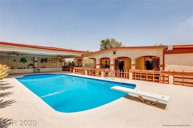 1437 Laguna Avenue, Las Vegas, NV 89169 (MLS #2219233) :: Hebert Group | Realty One Group