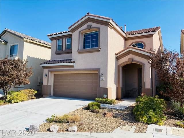 6183 Pine Banks Court, Las Vegas, NV 89141 (MLS #2219269) :: Performance Realty