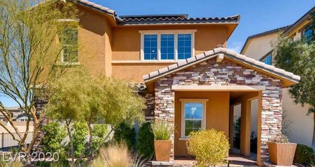 604 Cadence View Way, Henderson, NV 89011 (MLS #2219273) :: Realty One Group