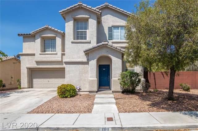 2611 Cottonwillow Street, Las Vegas, NV 89135 (MLS #2219298) :: Hebert Group   Realty One Group