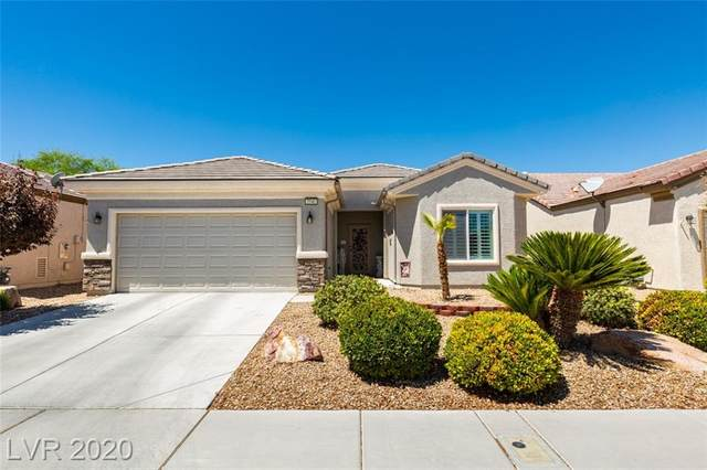 7741 Lily Trotter Street, North Las Vegas, NV 89084 (MLS #2219309) :: Billy OKeefe | Berkshire Hathaway HomeServices