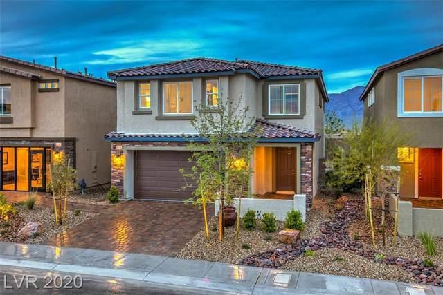 4554 Solitude Falls Avenue Lot 89, North Las Vegas, NV 89084 (MLS #2219319) :: Billy OKeefe | Berkshire Hathaway HomeServices