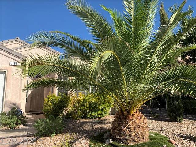 3189 Dusty Moon Avenue, Henderson, NV 89052 (MLS #2219345) :: The Perna Group