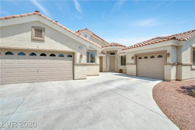8140 Southern Comfort Avenue, Las Vegas, NV 89131 (MLS #2219363) :: Performance Realty