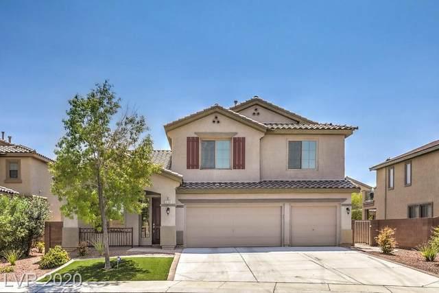 3109 Little Crimson Avenue, North Las Vegas, NV 89081 (MLS #2219386) :: Realty One Group