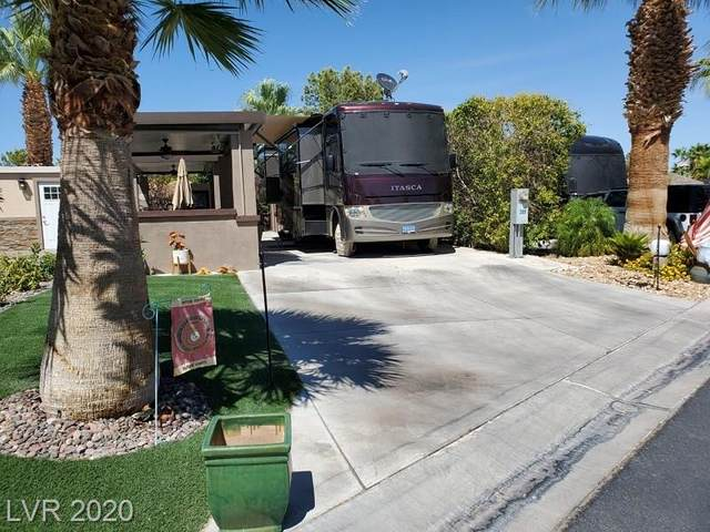 8175 Arville Street #288, Las Vegas, NV 89139 (MLS #2219411) :: Performance Realty