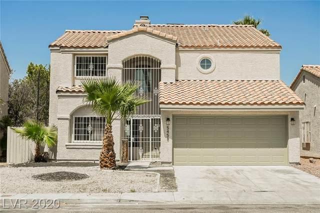 5458 Walton Heath Avenue, Las Vegas, NV 89142 (MLS #2219417) :: Jeffrey Sabel